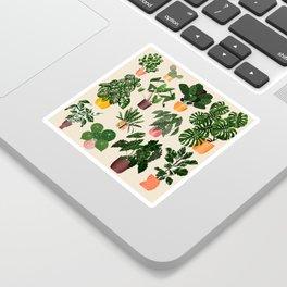 I´m a plantlover Sticker