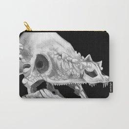 Pachycephalosaurus skull Carry-All Pouch