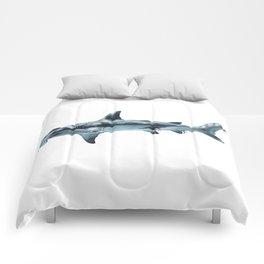 Great Hammerhead Shark Comforters