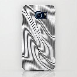 Minimal Curves iPhone Case