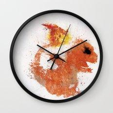 #004 Wall Clock