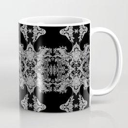 Ornament - Tree of Life - Rebirth - Mehndi Love - Black #1 Coffee Mug