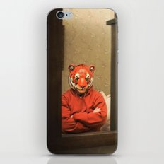 He Waits Silently  iPhone & iPod Skin