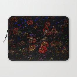 Floral Fireworks Laptop Sleeve