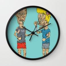 Zombholio Wall Clock