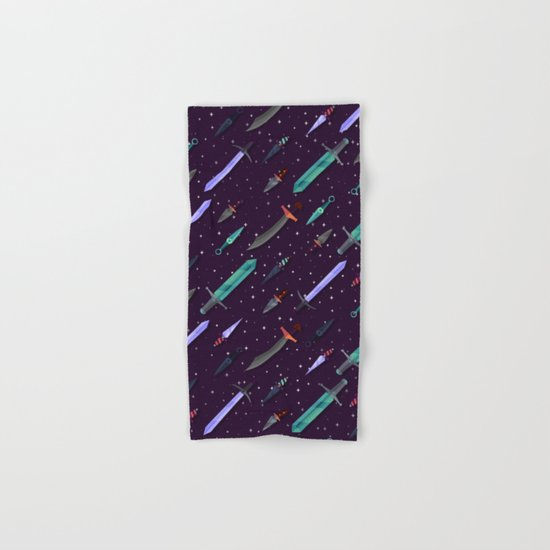 Daggs&Swords Hand & Bath Towel