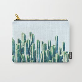 Cactus V2 #society6 #decor #fashion #tech #designerwear Carry-All Pouch