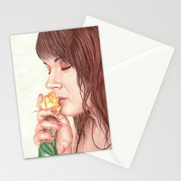 Sweet Perfume Stationery Cards
