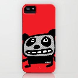 Graphic Panda! iPhone Case