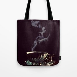 Tea and Fables Tote Bag