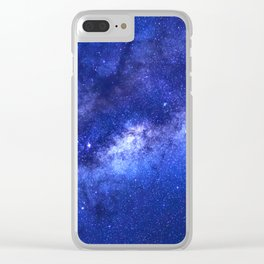 Space #space #universe #decor Clear iPhone Case