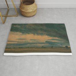 John Constable - Cloud Study Rug