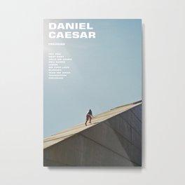 Daniel Caesar - Freudian - Album Art Poster - Wall Art Print - Home Decor Metal Print