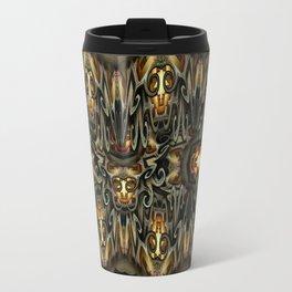 K-108 Abstract Lighting Abstract Travel Mug