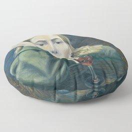Joni - Both Sides Now - Mitchell Floor Pillow