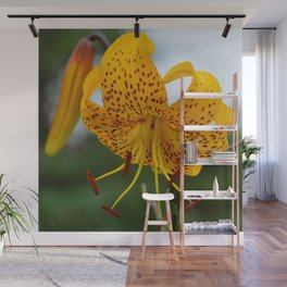 Yellow Spotted Lily by Teresa Thompson Wall Mural