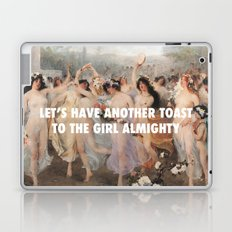 Floralia | Girl Almighty Laptop & iPad Skin