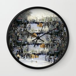 Pinpoint dangerous ages jest. Wall Clock