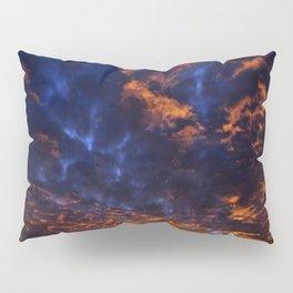 sky at sunrise Pillow Sham