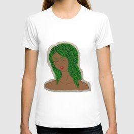 Medusa's Locks T-shirt