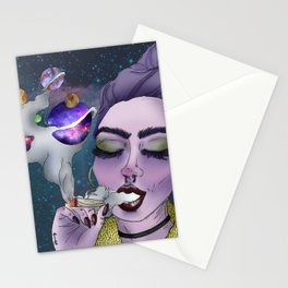 Solar-Stoned Stationery Cards