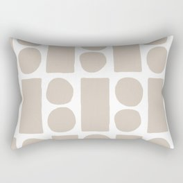 blocky Rectangular Pillow