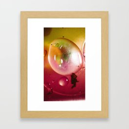 Kombucha Framed Art Print
