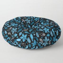 Colorful Lovely Pattern XVVI Floor Pillow