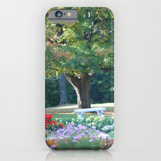 Kingsmere Gardens iPhone & iPod Case