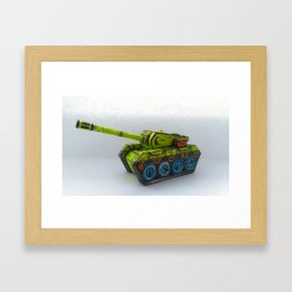 Panzer Framed Art Print