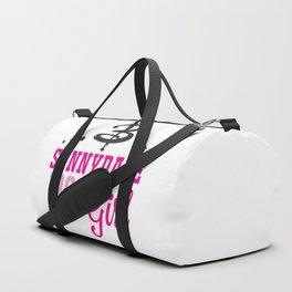 Sunnydale Girl Duffle Bag