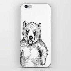 Cold Bear iPhone & iPod Skin