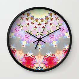 Sunny Days Two Wall Clock