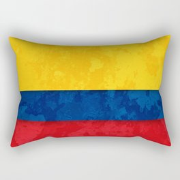 Colombia Rectangular Pillow