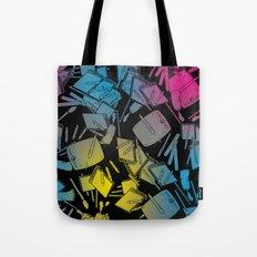 CMYK Tote Bag