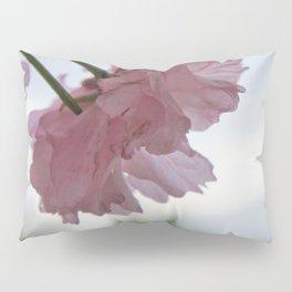 Pink Flowers Pillow Sham