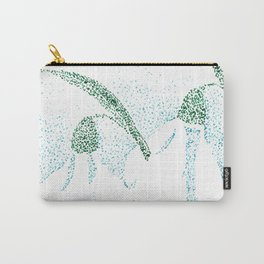 flower_II Carry-All Pouch