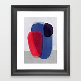 Saros Framed Art Print