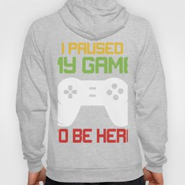 Amazing Costume For Game Lover. Hoody
