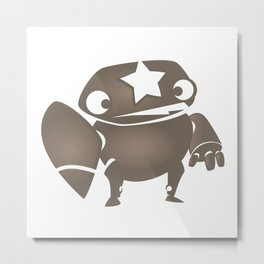 minima - slowbot 004 Metal Print