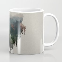 The Pacific Northwest Black Bear Coffee Mug