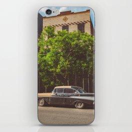 Brooklyn Ride iPhone Skin