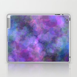 Blueberry Bubbles Laptop & iPad Skin