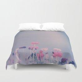 Carlsbad Flowers Duvet Cover