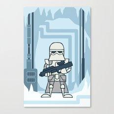 EP5 : Snowtrooper Canvas Print