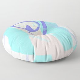 Ready to dive Floor Pillow