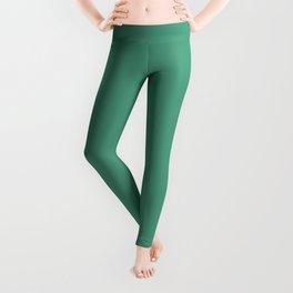 Winter Green Leggings