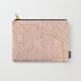 Milano map Carry-All Pouch