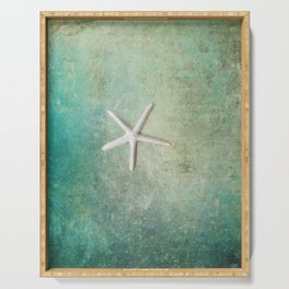 single starfish Serving Tray