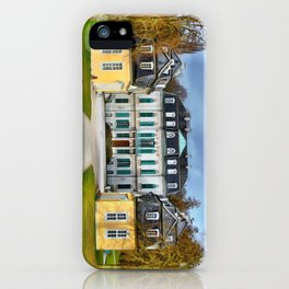 Schloss Wilhelmsthal - Castle Wilhelmsthal iPhone Case